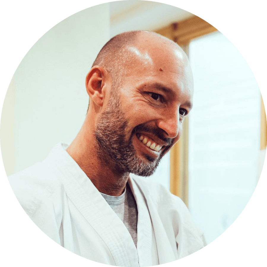 Matteo Tessarotto - Istruttore Karate, Ju Jitsu, Qi Gong e Difesa Personale