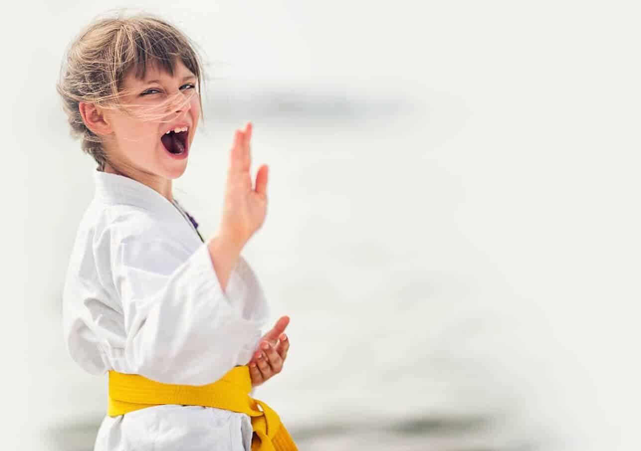 Corso Baby Karate Jitsu