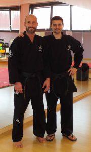 Karate Jitsu - Luca Lombardini e Matteo Tessarotto