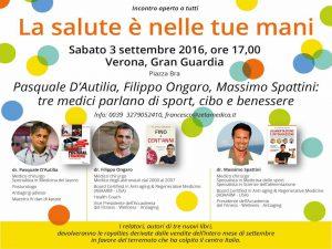 La salute nelle tue mani - Convegno a Verona
