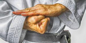Esame cinture nere di Karate