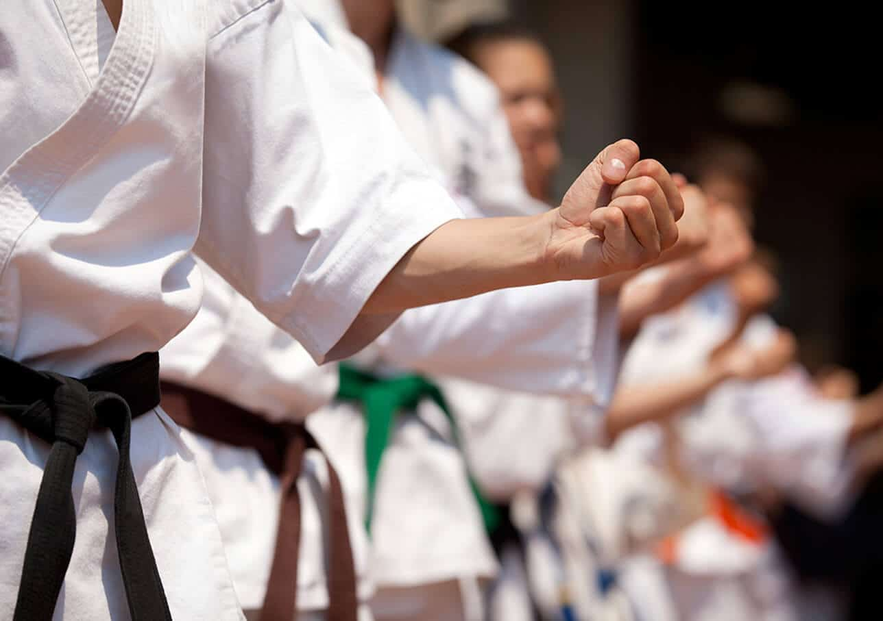 Corso Karate Shotokan - Karate Jitsu