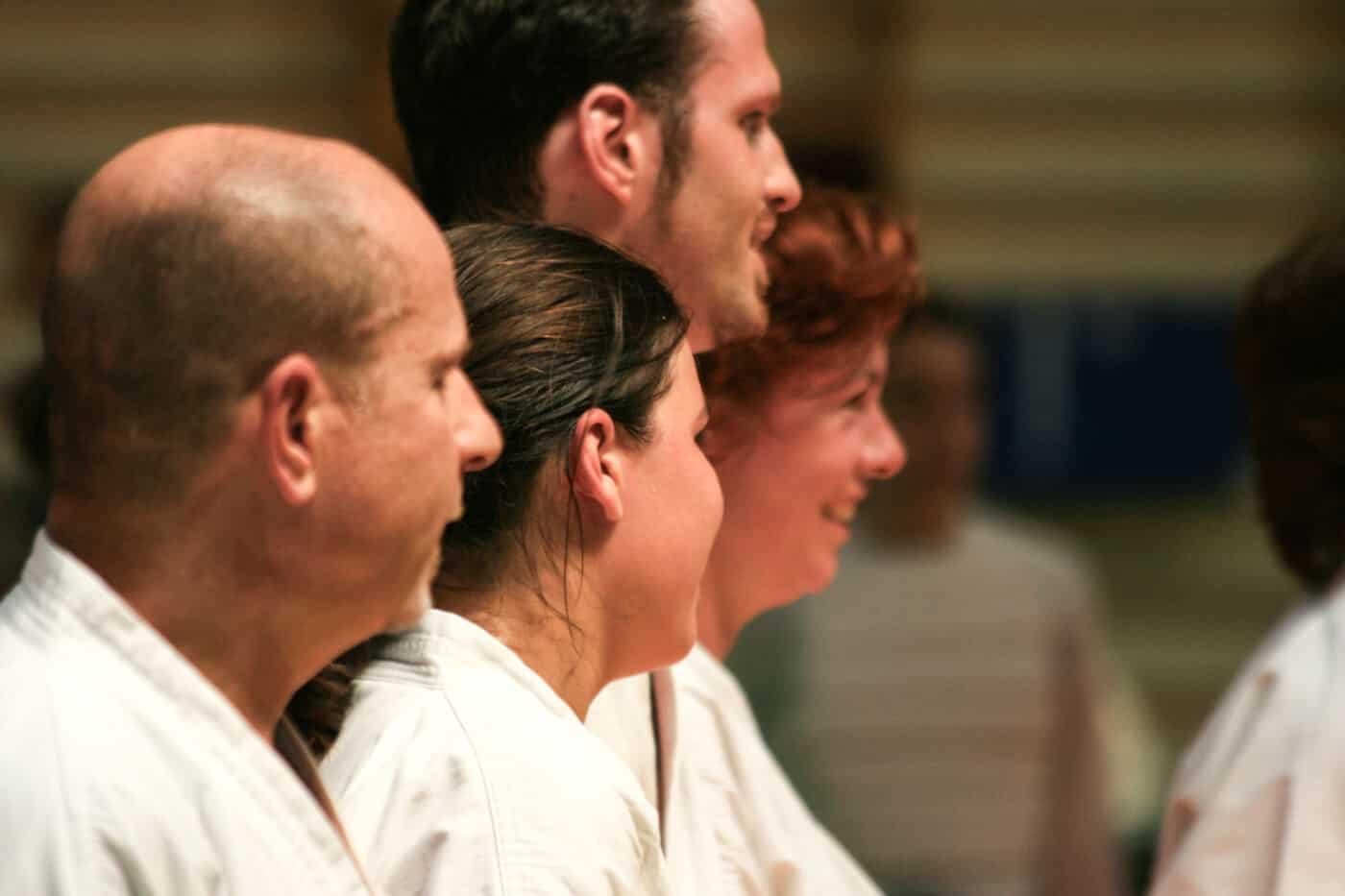 Karate Jitsu: esami di cintura