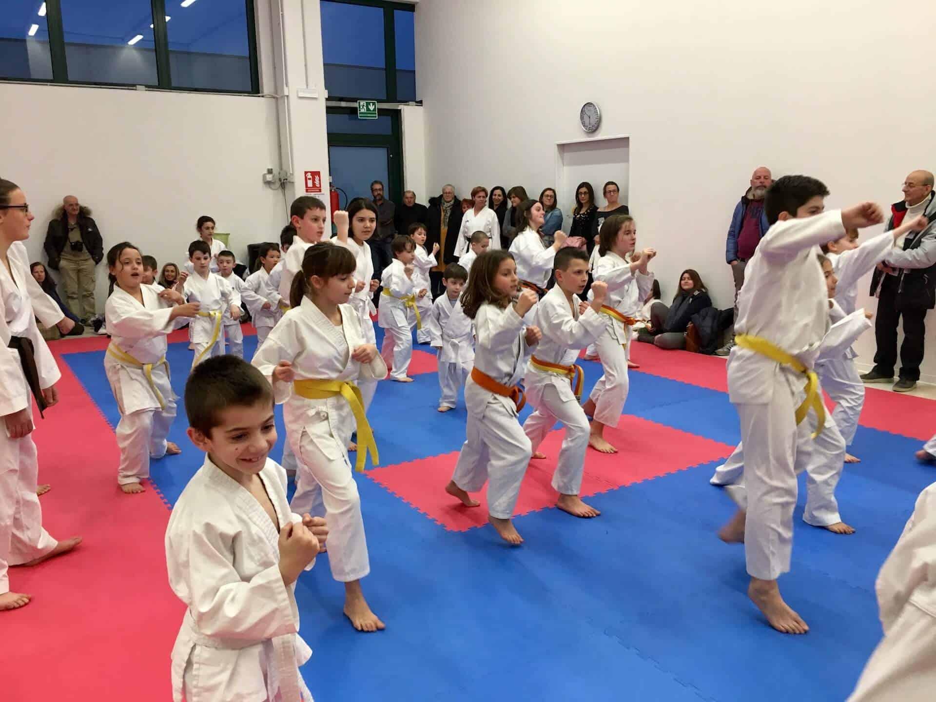 Karate Jitsu - Arti Marziali per lo sviluppo psico-motorio del bambino e del ragazzo