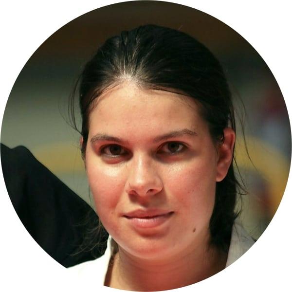 Lisa Franzò - Staff Karate Jitsu
