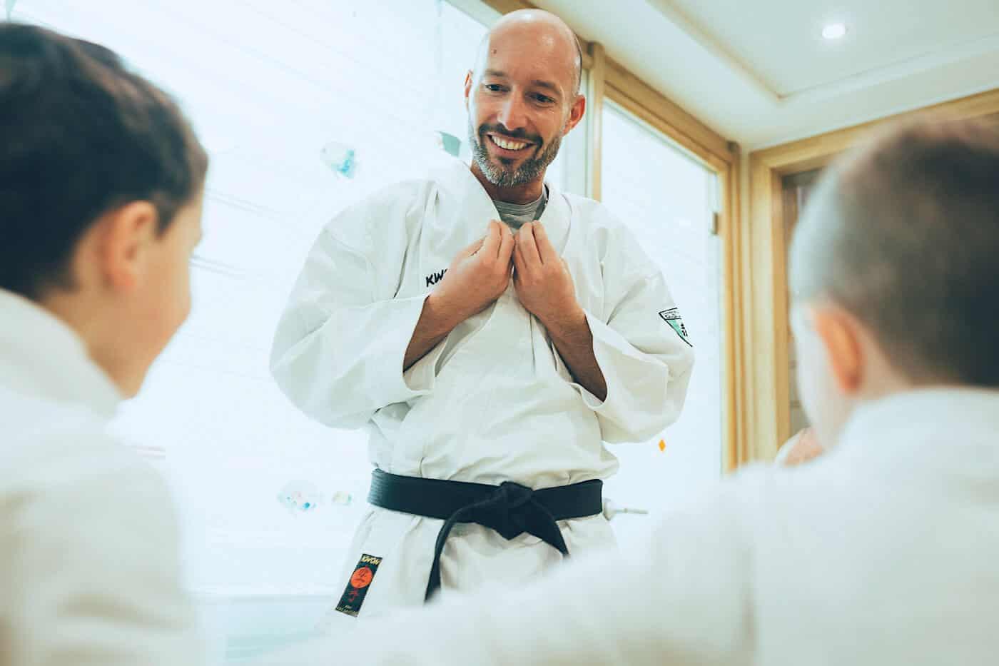 Scopri il corso di Baby Karate Jitsu - Karate Jitsu