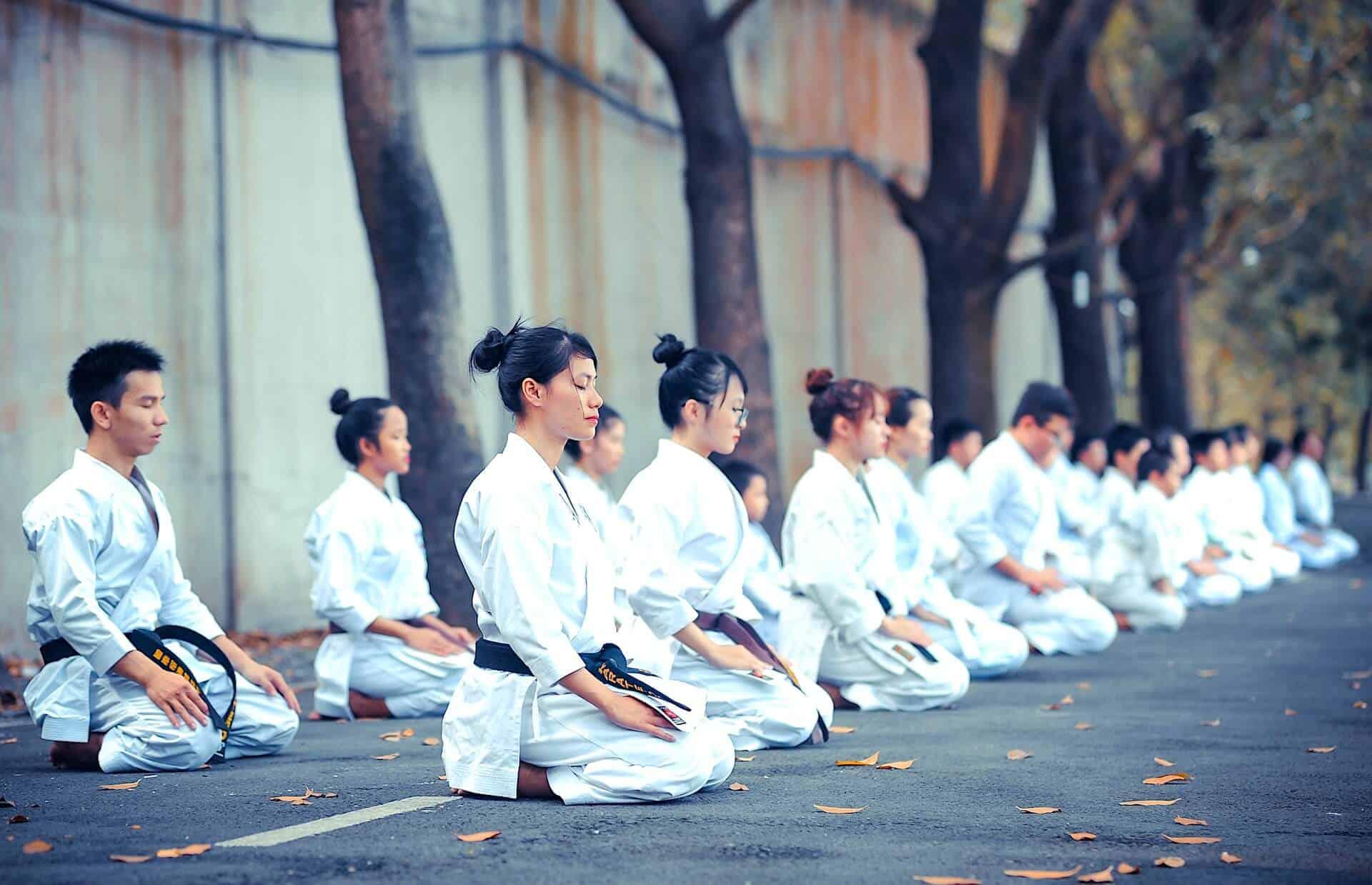 Scopri il Karate Jitsu Adulti - Karate Jitsu