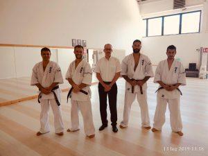 A Preganziol la formazione istruttori Zendokai per il Nord Italia