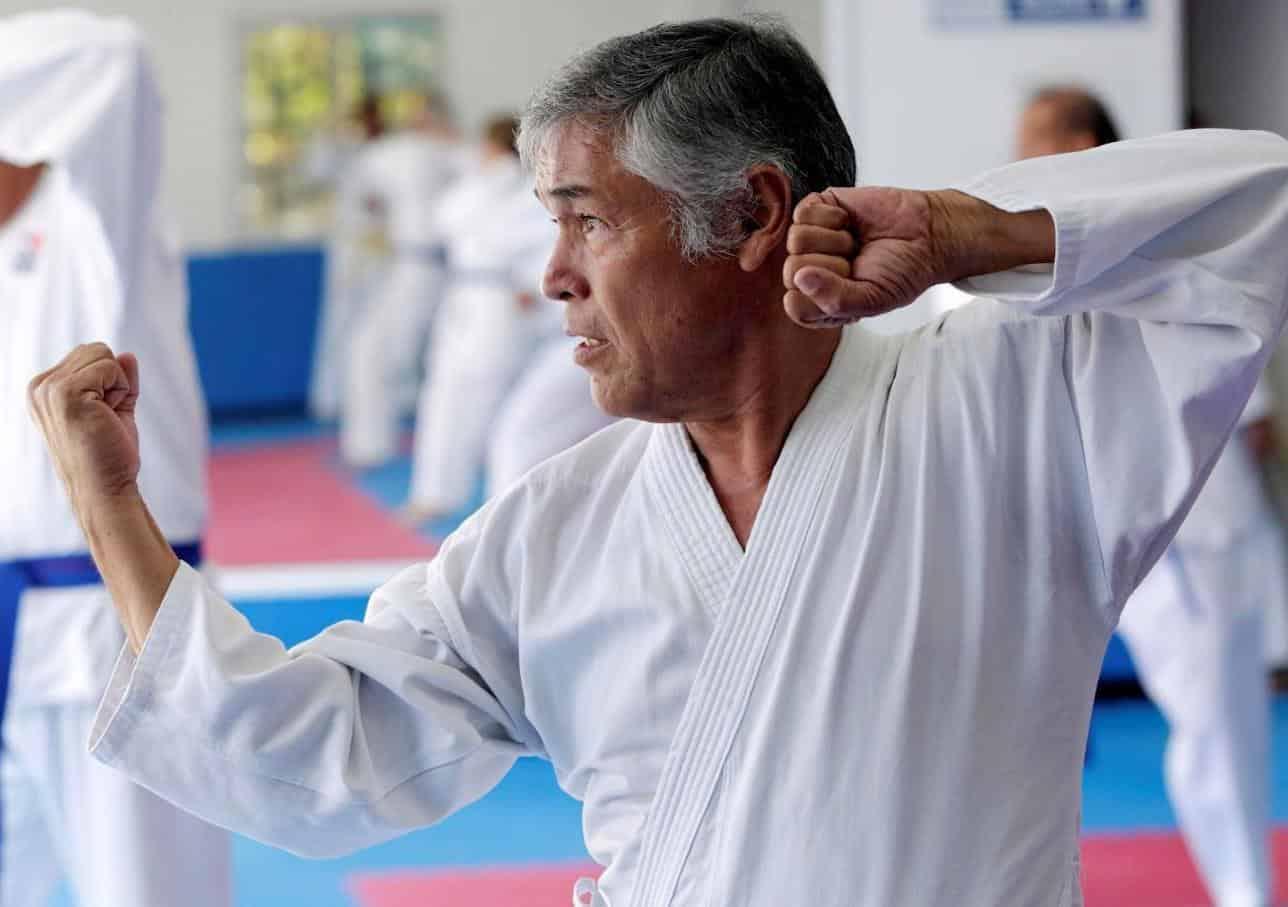 Corso Invecchiare Bene col Karate