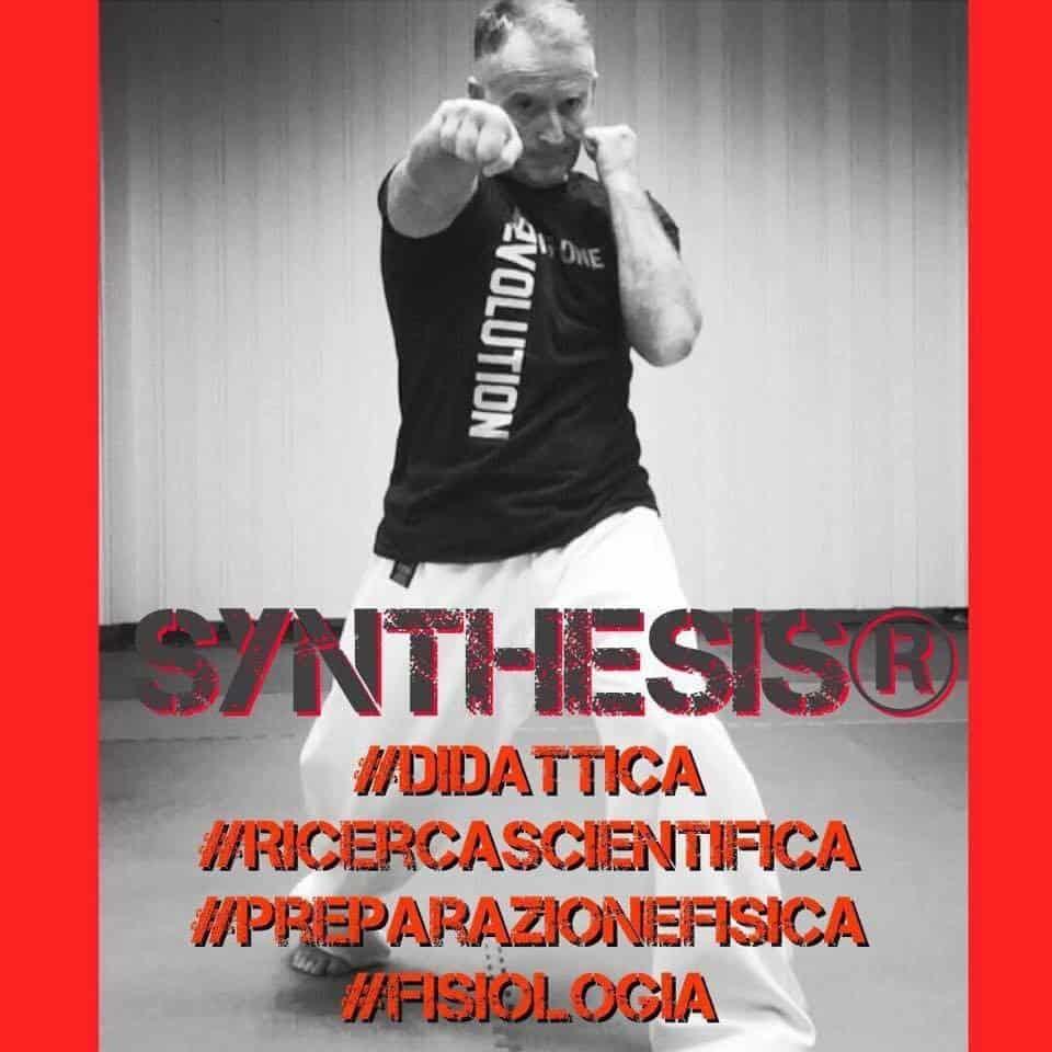 Lezione di Karate - Metodo Synthesis con il Maestro Daniele Boffelli